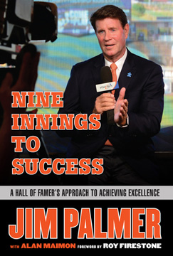 Special Event with Baseball Hall of Famer Jim Palmer