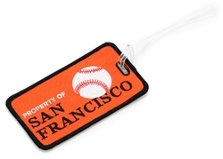 San Francisco Bag Tag
