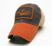 de Man baseball hat