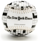 The New York Times Crossword Puzzle Baseball
