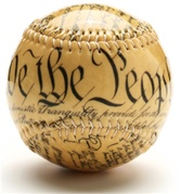Constitution of the United States Baseball