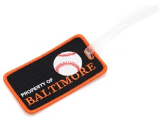 Baltimore Bag Tag