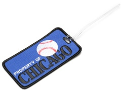 Chicago Bag Tag