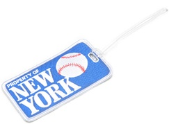 New York Bag Tag