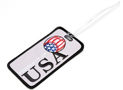 USA Bag Tag