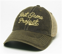 First Game Project baseball hat